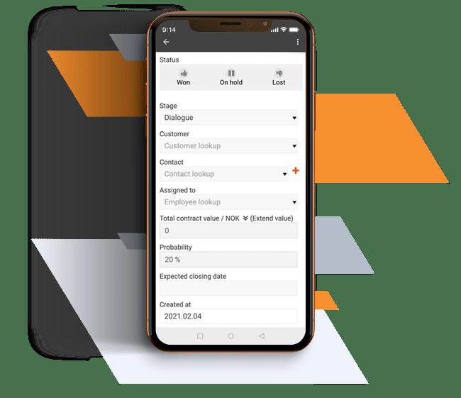 Finance App Mobile