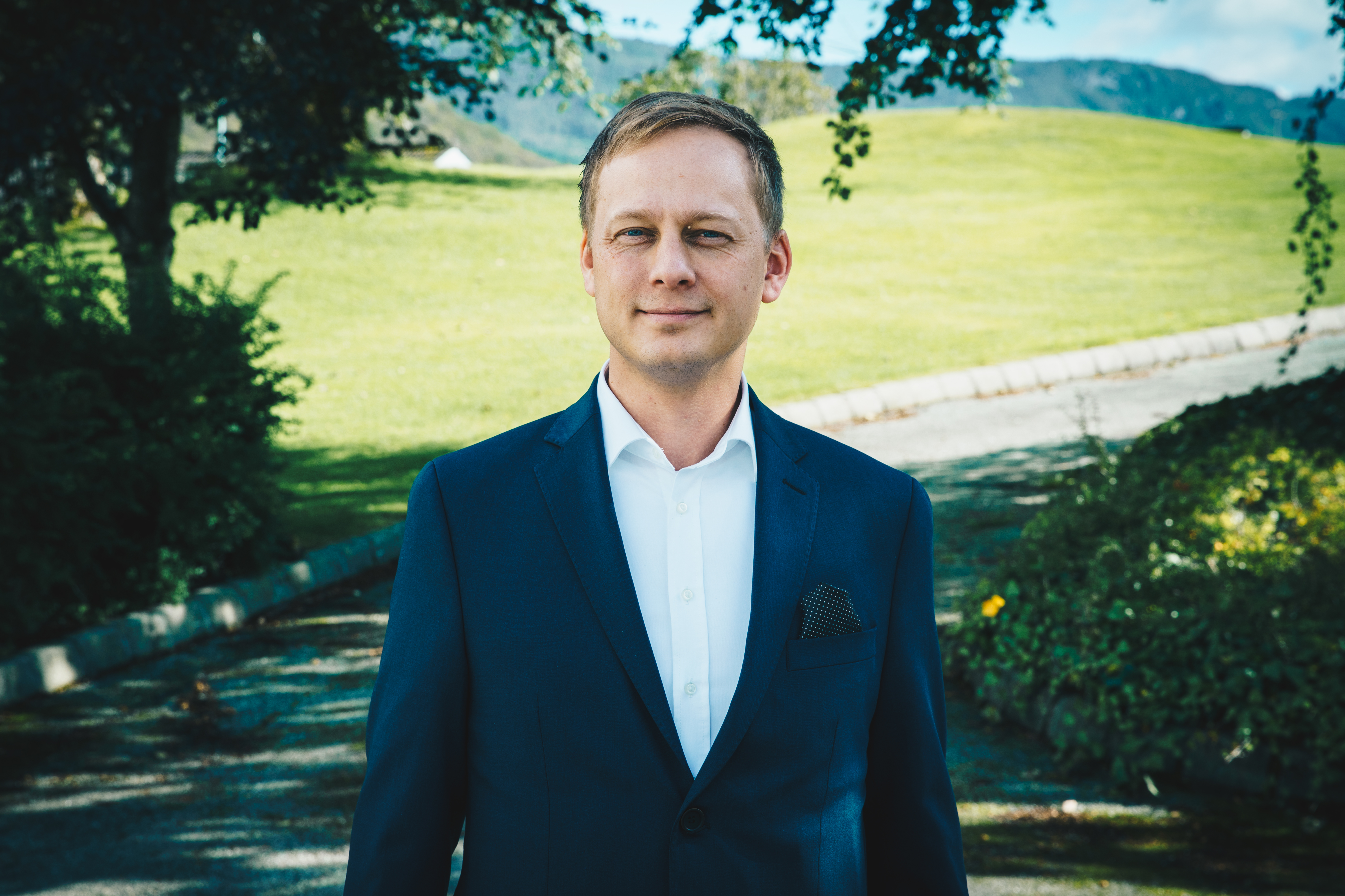 Stig Hatteland CEO in RamBase