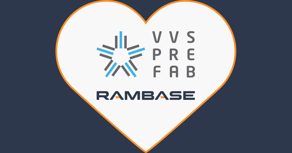 VVS Prefab confident to raise the bar with RamBase Cloud ERP
