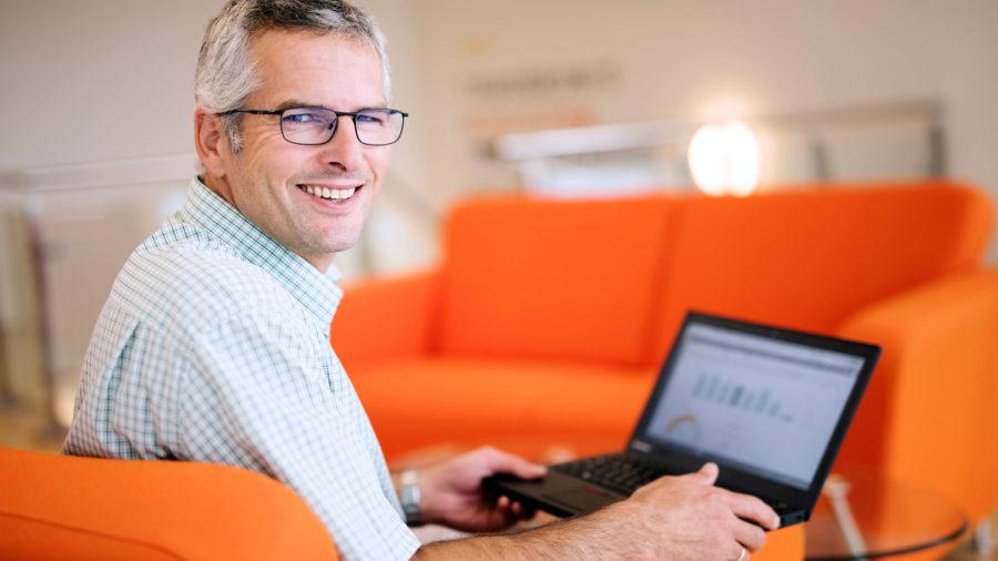 Karl Inge RamBase Cloud ERP Subscription
