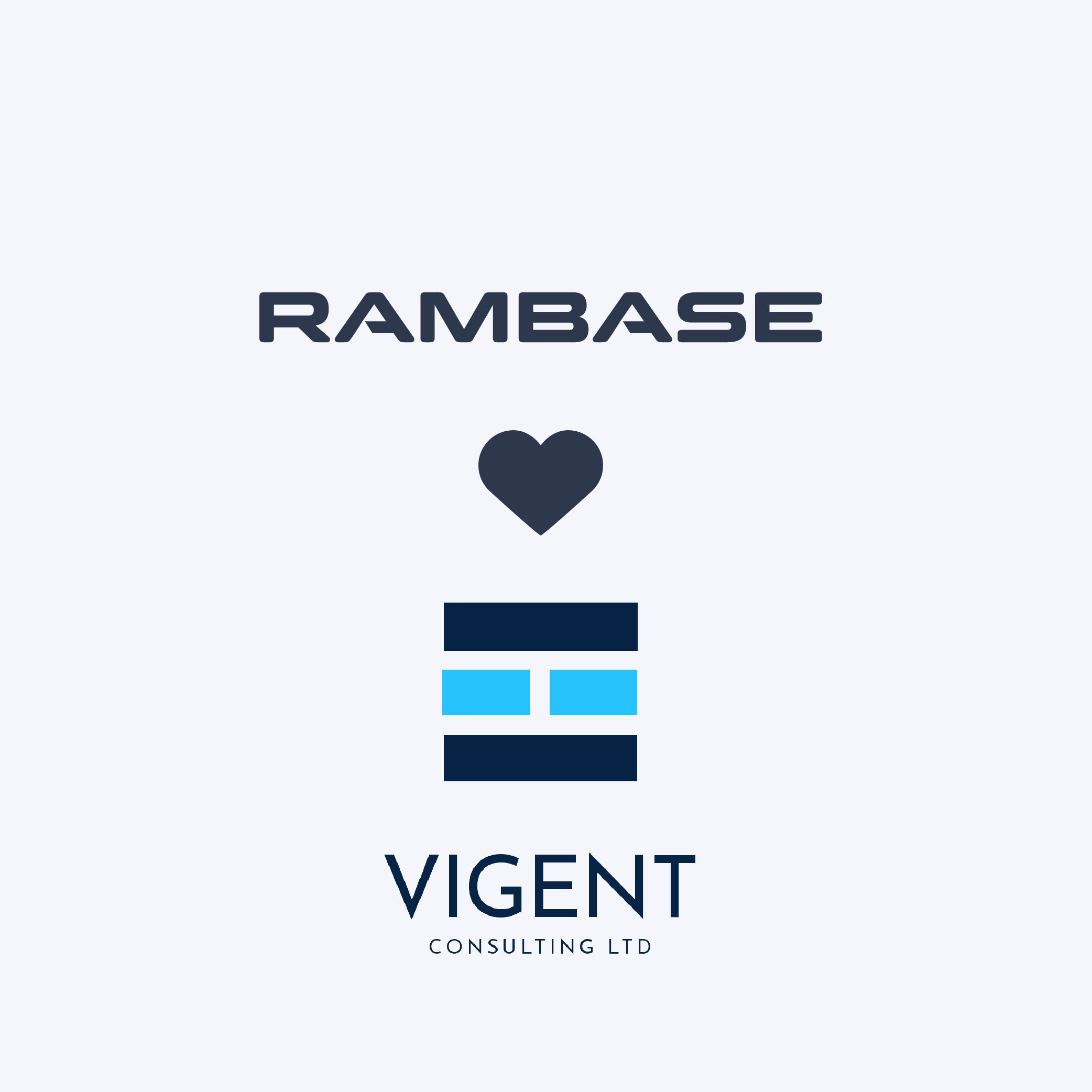 New UK RamBase Partner: Welcome Vigent Consulting Limited!